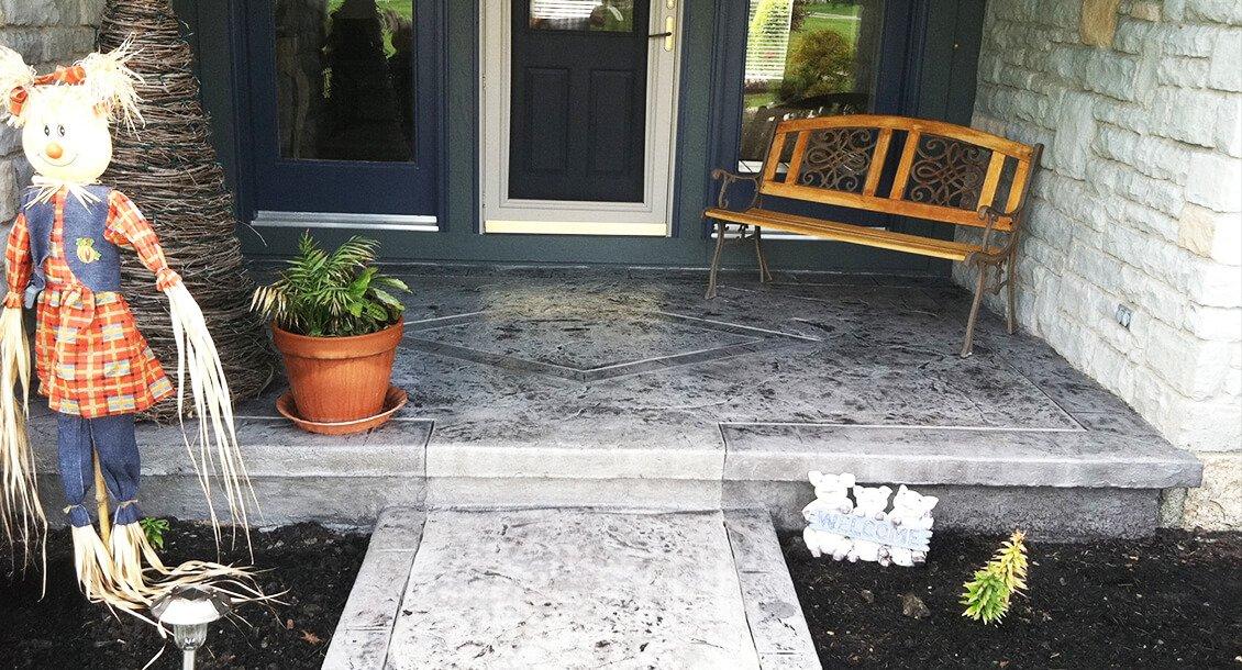 Knoxville Tn Decorative Concrete Contractor Concrete